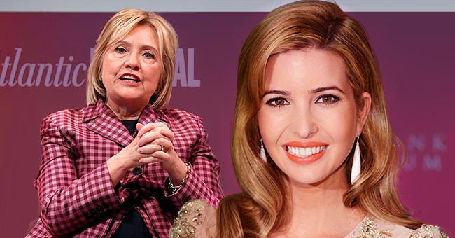Ivanka Trump : le nouveau podcast compare la première fille à la 'jeune' Hillary Clinton