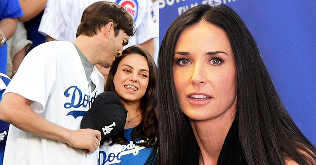 Ashton Kutcher & Mila Kunis sont 'très amoureux' après les révélations de Demi Moore