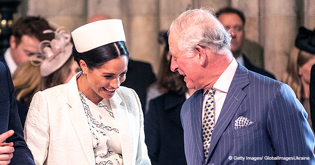 Prince Charles and Camilla Are 'Delighted' With Meghan and Harry's Newborn