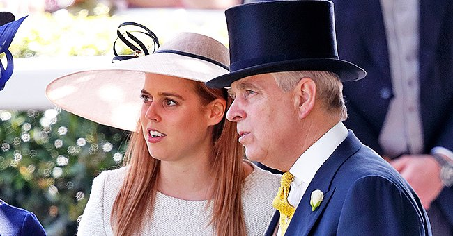 People: Princess Beatrice Is Her Dad Prince Andrew's 'Greatest Supporter' despite His Scandal