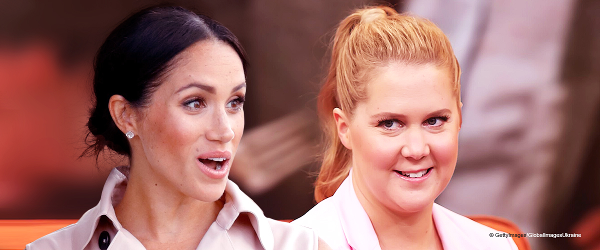 Meghan Markle and Amy Schumer's Pregnancies Aligned in This Surprising Way
