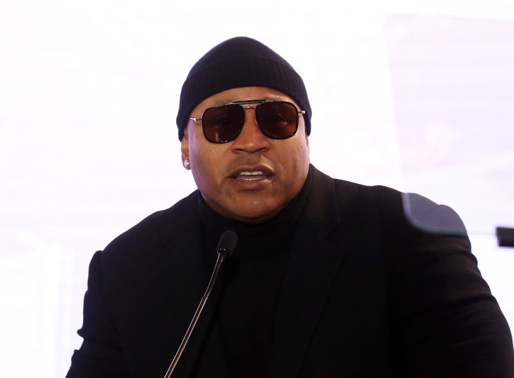 LL Cool J speaks onstage at the Hollywood Chamber of Commerce 2019 State of The Entertainment Industry Conference held at Lowes Hollywood Hotel | Photo: Getty Images