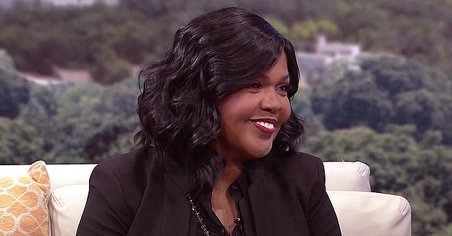 CeCe Winans Gushes over Her Husband of 36 Years as He Bonds with Their Newborn Grandson (Photo)
