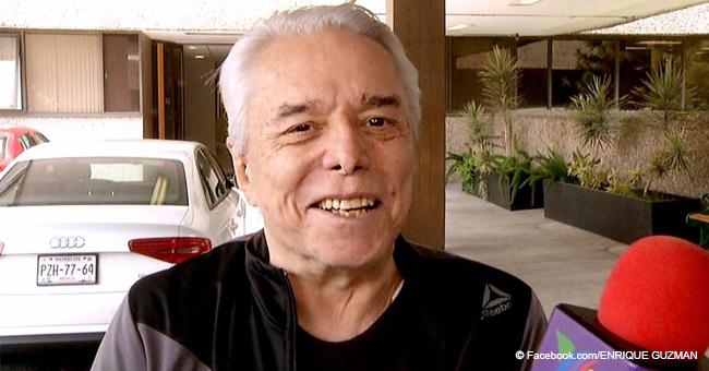 Enrique Guzmán habla sobre la rivalidad legal entre Frida Sofía y Michelle Salas
