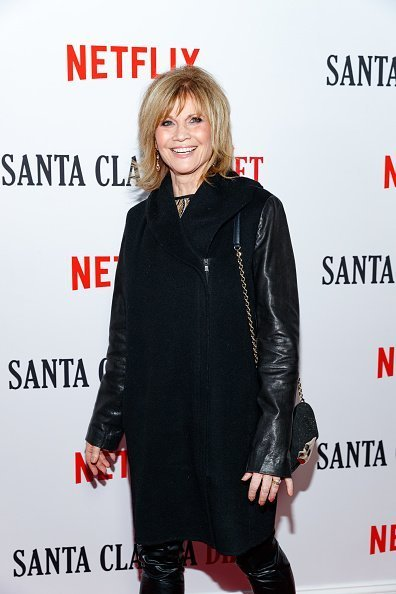 Markie Post at Netflix's 'Santa Clarita Diet' Season 2 Premiere at The Dome on March 22, 2018 | Photo: Getty Images