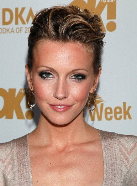 Actress Katie Cassidy attends the OK! Magazine and BritWeek Oscars party at The London West Hollywood on February 25, 2011 in West Hollywood, California | Photo: Getty Images