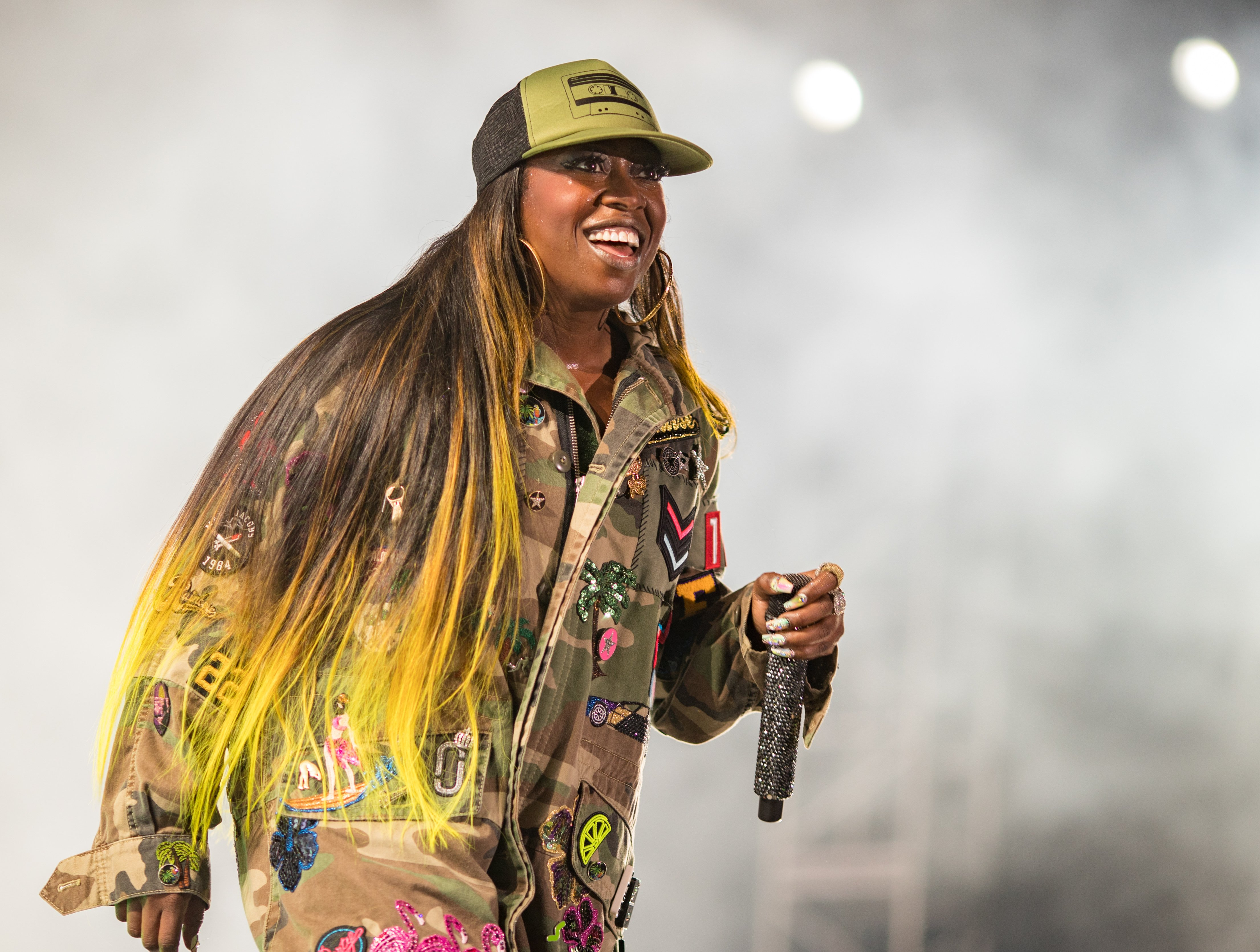 Missy Elliott performs onstage during day 1 of FYF Fest 2017 on July 21, 2017 at Exposition Park in Los Angeles, California | Photo: GettyImages