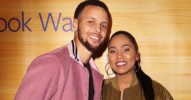 Ayesha Curry's Loving Tribute to Steph after Chinese Man Allegedly Called Him N-Word