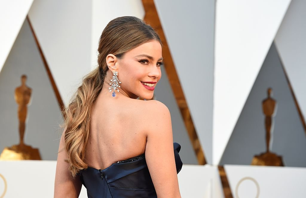 Sofia Vergara at the 88th Annual Academy Awards on February 28, 2016 in Hollywood, California. | Photo: Getty Images