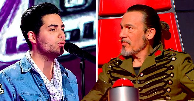 "Alban Bartoli (""The Voice"") balances sur son coach Florent Pagny"