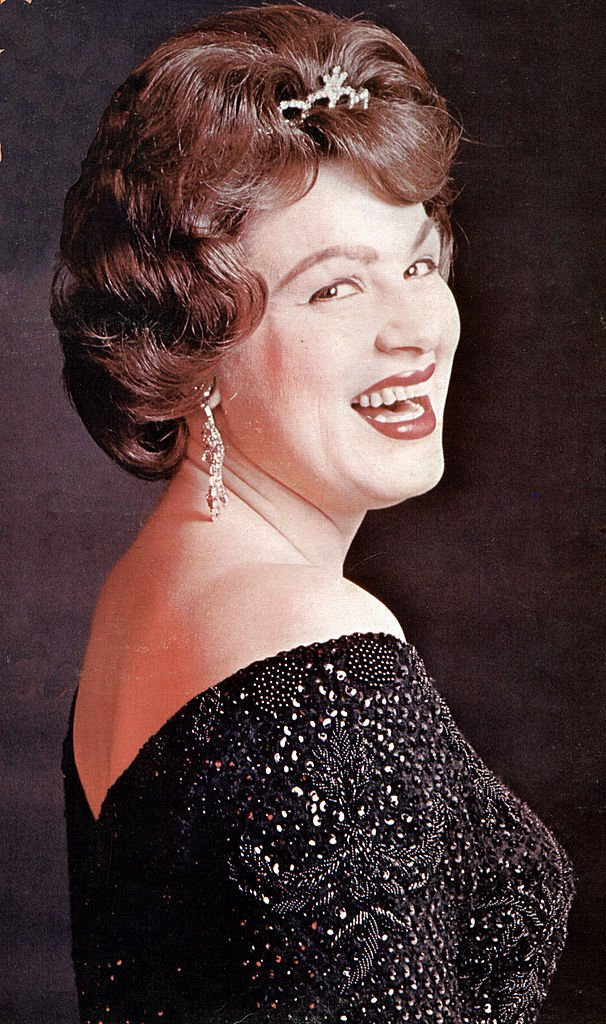Portrait of Patsy Cline in 1960 | Photo: Getty Images