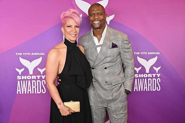 Rebecca King-Crews and Terry Crews attend the 11th Annual Shorty Awards on May 05, 2019, at PlayStation Theater in New York City. | Source: Getty Images.
