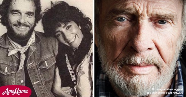 Country music legend Merle Haggard's daughter dies from a heart attack. Family breaks the silence