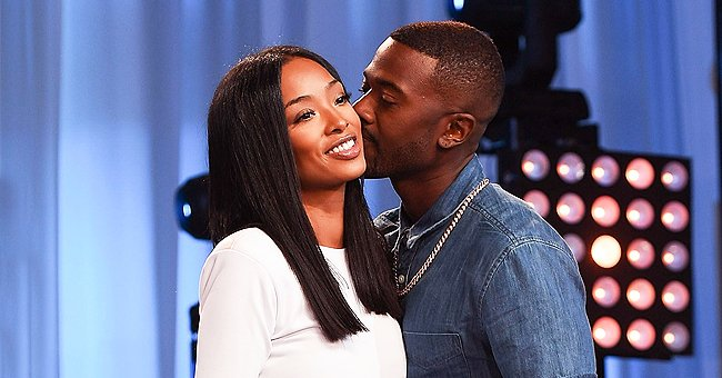 Ray J's Wife Princess Love Shows Their Son Epik Ray Looking Just like Her