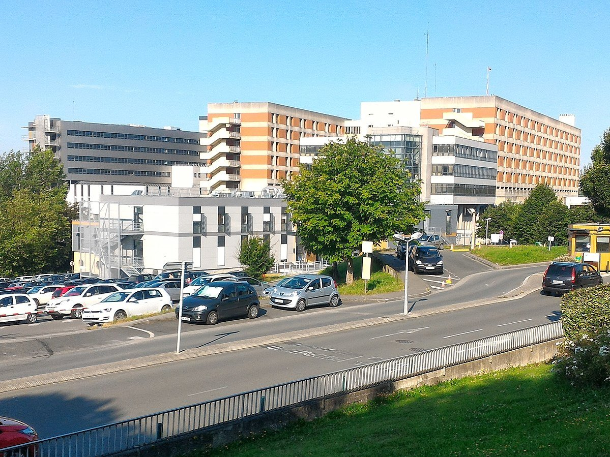 La photo du Centre hospitalier de Boulogne-sur-Mer | Source: Wikipedia