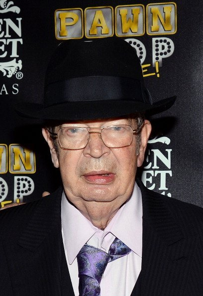 Richard Harrison at the Golden Nugget Hotel & Casino on January 30, 2014 in Las Vegas, Nevada | Photo: Getty Images