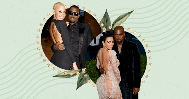 A Glimpse Into Kanye West's Dating History