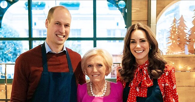 Kate Middleton and Prince William to Appear in BBC Holiday Special 'A Berry Royal Christmas' with 'Great British Bake Off' Alum Mary Berry