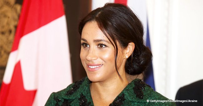 Meghan Markle Gives a Nod to Her Mum with an Elegant Green Coat on Commonwealth Day