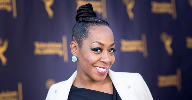 Tichina Arnold Shares Video of Her Grandma Thanking God and Her Family on 90th Birthday