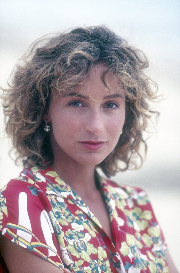 Jennifer Grey in the 1980s in New York City | Source: Getty Images