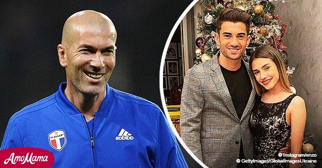 Le fils de Zinédine Zidane n'est plus célibataire: Enzo présente son adorable compagne à ses parents