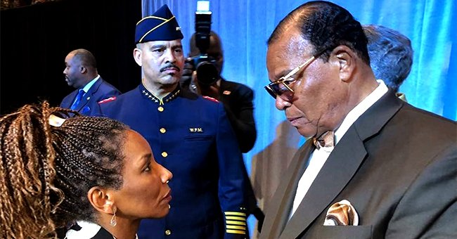 Stephanie Mills Celebrates Minister Louis Farrakhan's 87th Birthday with a Sweet Post