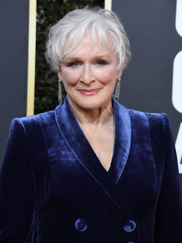 Glenn Close arrives at the 77th Annual Golden Globe Awards attends the 77th Annual Golden Globe Awards at The Beverly Hilton Hotel on January 05, 2020 | Photo: Getty Images