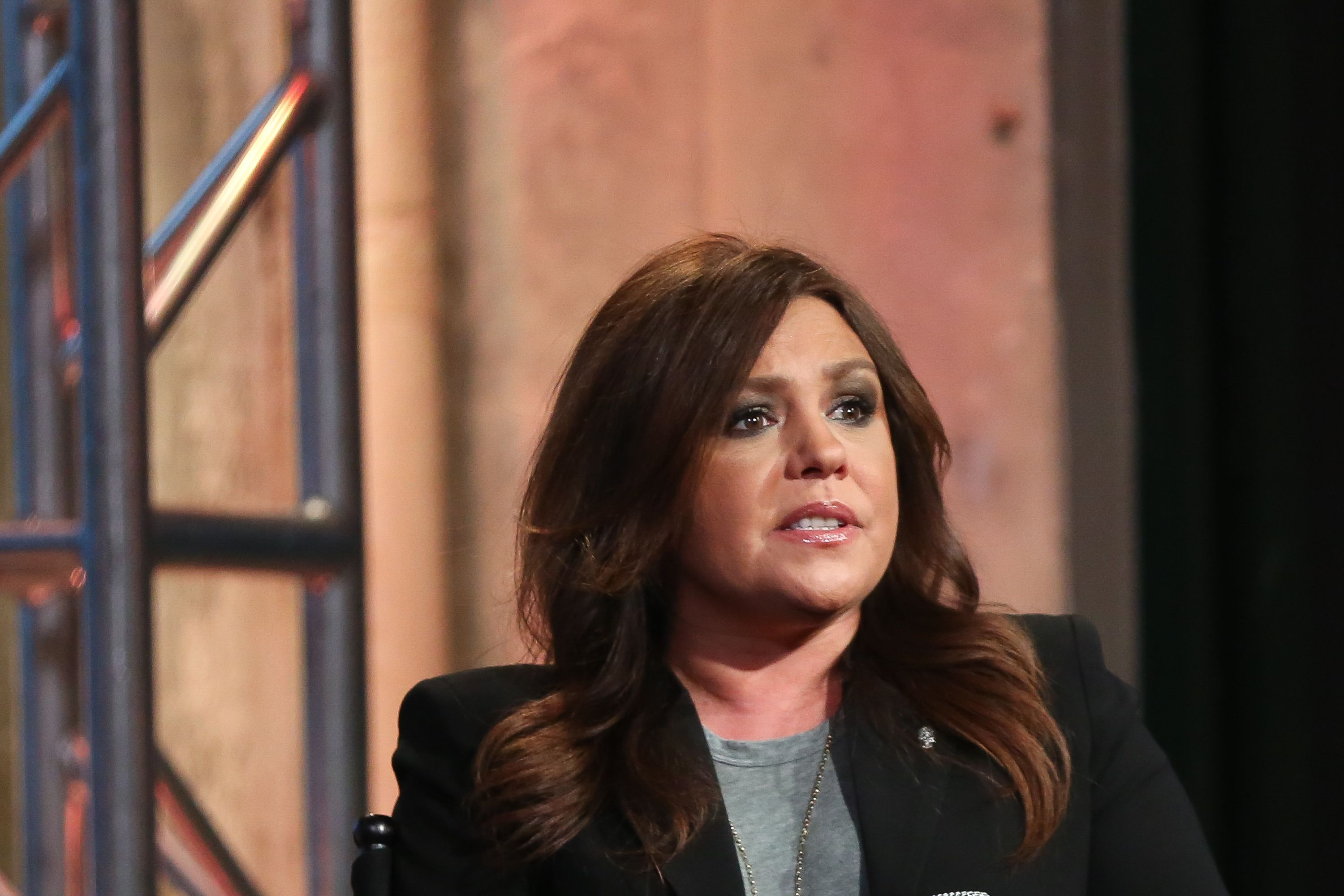 Rachael Ray discusses at AOL Studios In New York on February 18, 2016 in New York City. | Photo: Getty Images