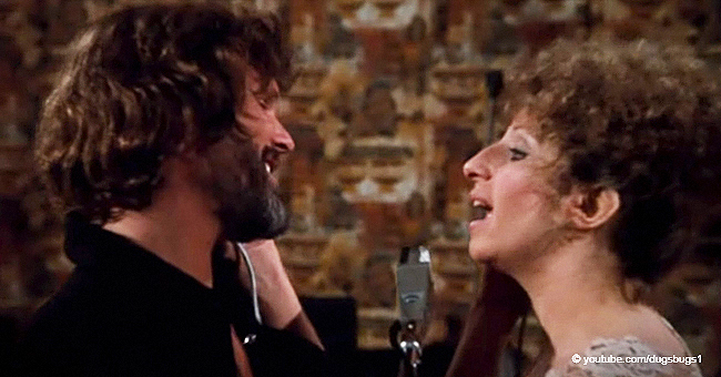 Barbra Streisand and Kris Kristofferson's Duet Still Leaves People Awestruck