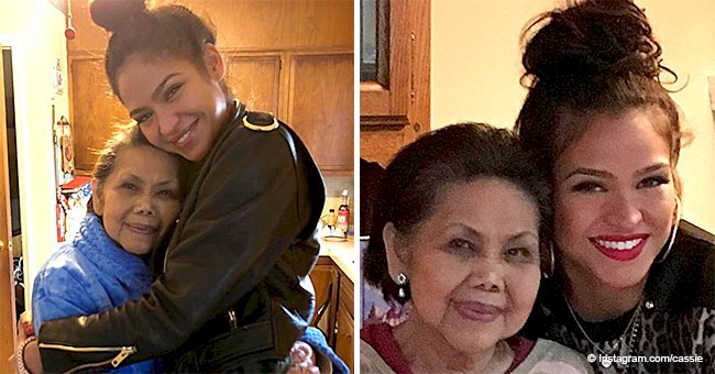 Diddy's ex Cassie shares heartbreaking tribute to her 'beautiful grandma' who has passed away