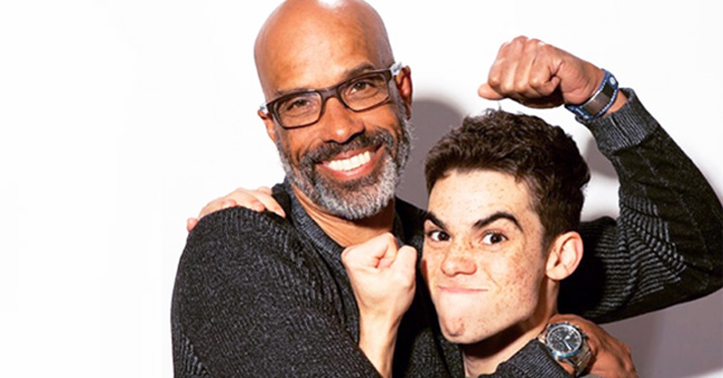 Disney Star Cameron Boyce's Dad Shares Photo of Son Taken Hours before His Death