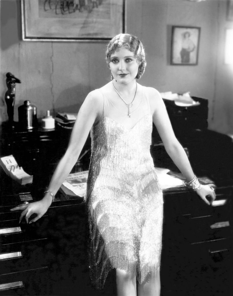 """Actress Thelma Todd in a scene from the movie """"The Noose"""" circa 1928   Photo: Getty Images"""