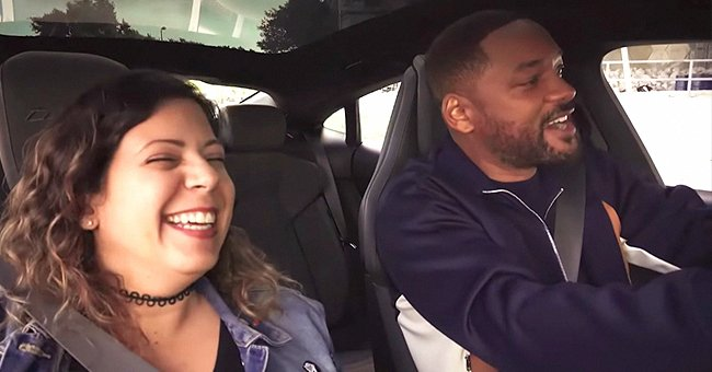 Will Smith Gives Fans a Lyft While Promoting His New Movie 'Bad Boys for Life' in Miami