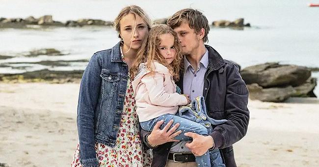 """""""Jamais sans toi, Louna"""" (TF1) : Chloé Jouannet a trouvé difficile de jouer l'accouchement"""