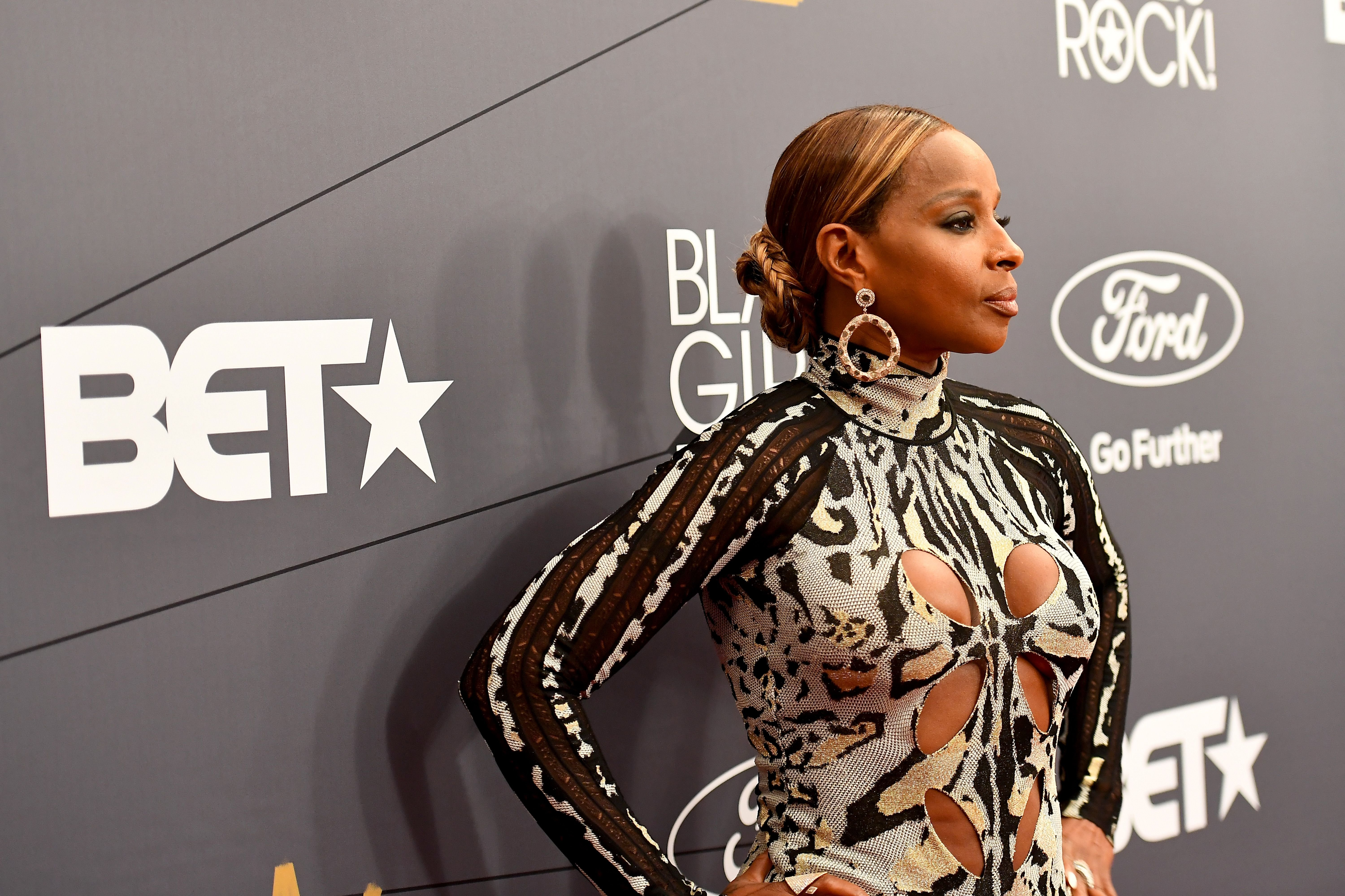 Mary J. Blige at the 2018 Red Carpet at NJPAC on August 26, 2018 in New Jersey. | Photo: Getty Images