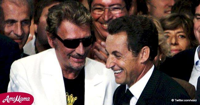 Pourquoi Johnny Hallyday a-t-il harcelé Nicolas Sarkozy à cause des impôts?
