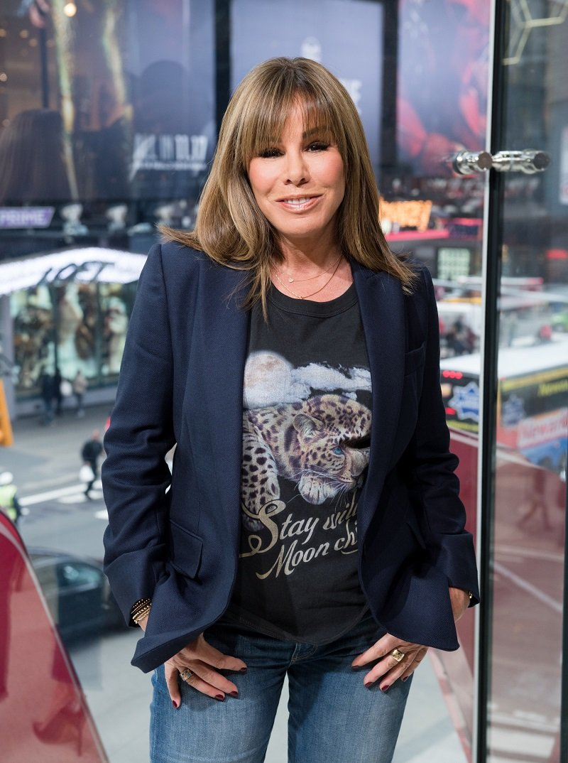 Melissa Rivers on October 26, 2017 in New York City | Photo: Getty Images