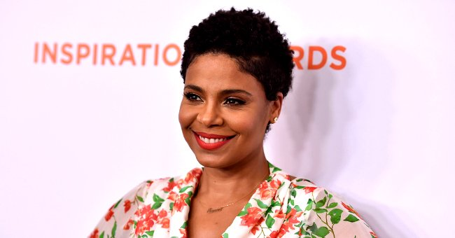 Sanaa Lathan's Hair Has Grown Beautiful 3 Years after She Shaved It off — How Does She Look?