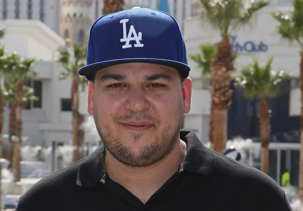 Television personality Rob Kardashian attends the Sky Beach Club at the Tropicana Las Vegas | Photo: Getty Images