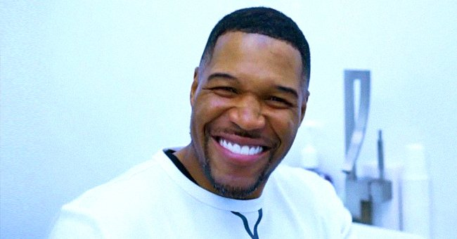 Michael Strahan Says Goodbye to Iconic Tooth Gap — Watch Amazing Video of His Transformation