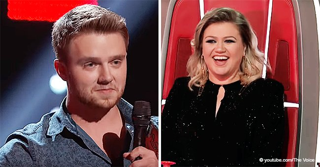 Guy Whose Vibe Kelly Clarkson Caught Proves to Be the Nephew of a Famous 'Voice' Contestant