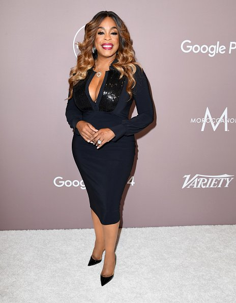 Niecy Nash at the Variety's 2019 Power Of Women: Los Angeles Presented By Lifetime in Beverly Hills, California. | Photo: Getty Images.