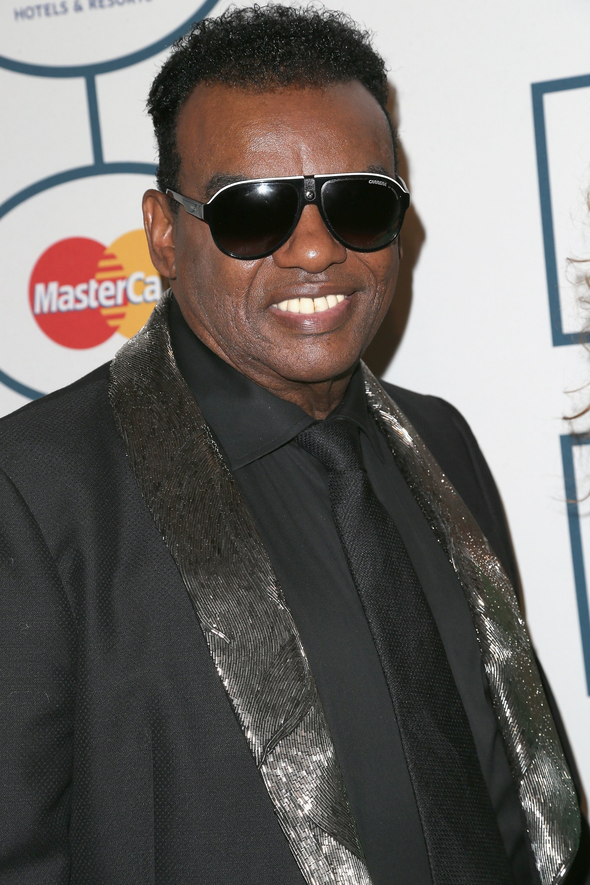 Ron Isley attends the 56th annual GRAMMY Awards Pre-GRAMMY Gala at The Beverly Hilton on January 25, 2014. | Photo: Getty Images