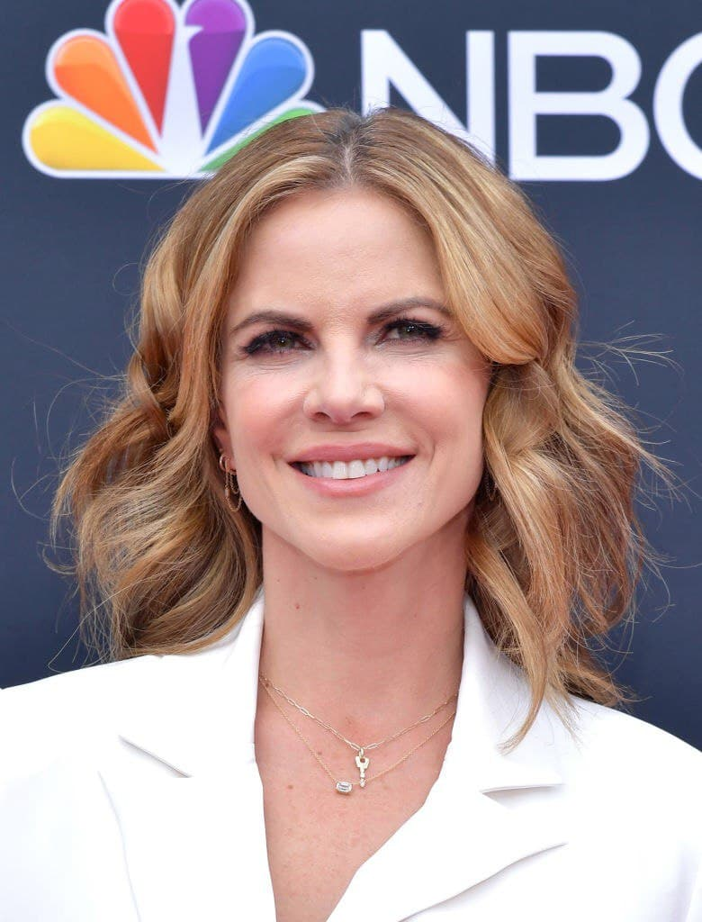 Natalie Morales attends the 2019 Billboard Music Awards at MGM Grand Garden Arena on May 1, 2019   Photo: Getty Images