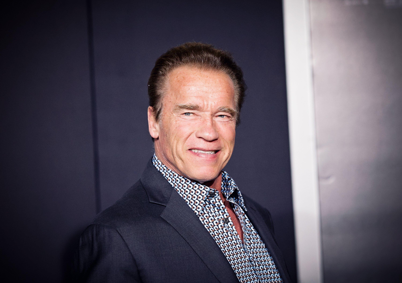 Arnold Schwarzenegger. | Imagen: Getty Images