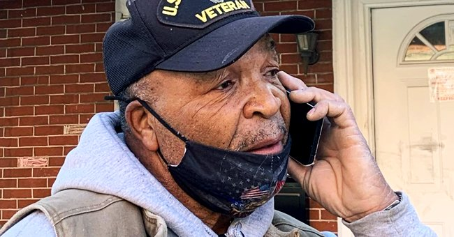 70-Year-Old Marine Corps Veteran Risks His Own Life to Rescue Neighbor from a Burning Building