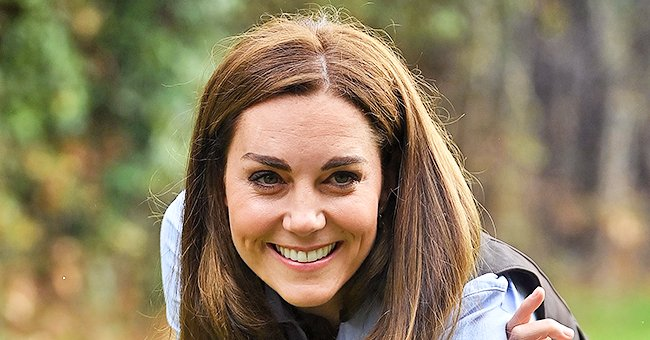 Kate Middleton Toasts Marshmallows in Jeans & a Vest during Her Visit to a London Scouts Group