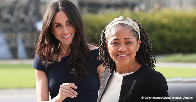 Meghan Markle's Mom Doria Ragland Spotted at Home in LA Weeks before Daughter Is Due to Give Birth