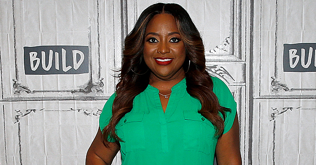 Sherri Shepherd Shows off Slimmer Legs in White Minidress after Weight Loss